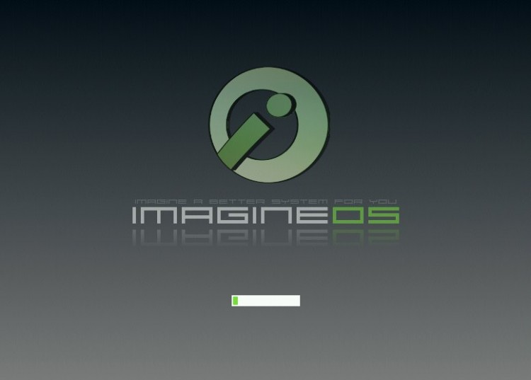 Imagineos - fork Slackware